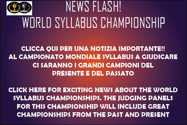 News Flash Syllabus Championships